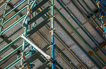 Construction Scaffolding Website
